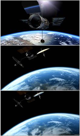 哈勃太空望远镜外太空地球镜头1图片设计素材 高清模板下载 11.63MB 其他大全
