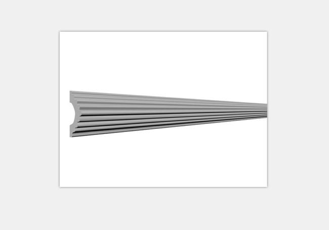 30款欧式石膏线条3d模型