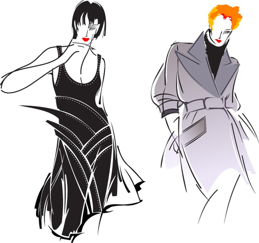 彩绘diy什么面料的衣服更容易产生静电黑色的短款羽绒服也会有人挑选
