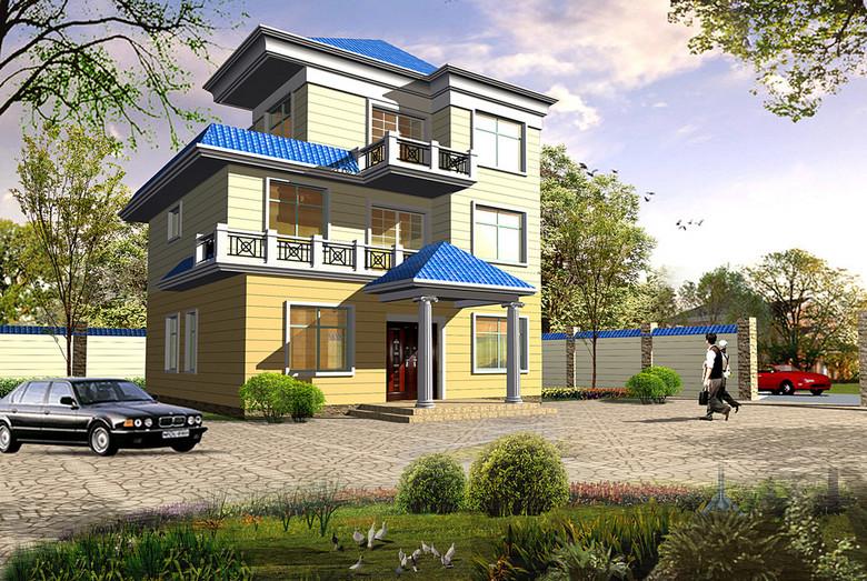 别墅整套施工图CAD图纸平面设计图下载 图片2.38MB 别墅CAD图纸大全 家装施工CAD图纸