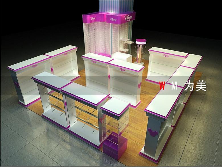 柜台服装3d模型展厅服装化妆品展厅模特星际争霸神设计图族图片