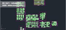 配电箱CAD电路图