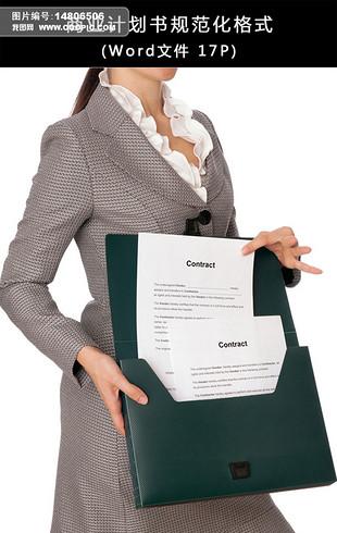 足球项目商业计划书
