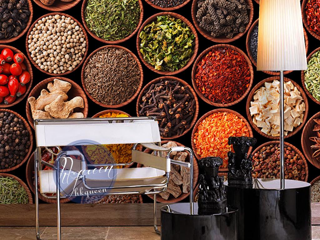 背景墙|装饰画 电视背景墙 中式电视背景墙 > 中国风丰收五谷杂粮粮食