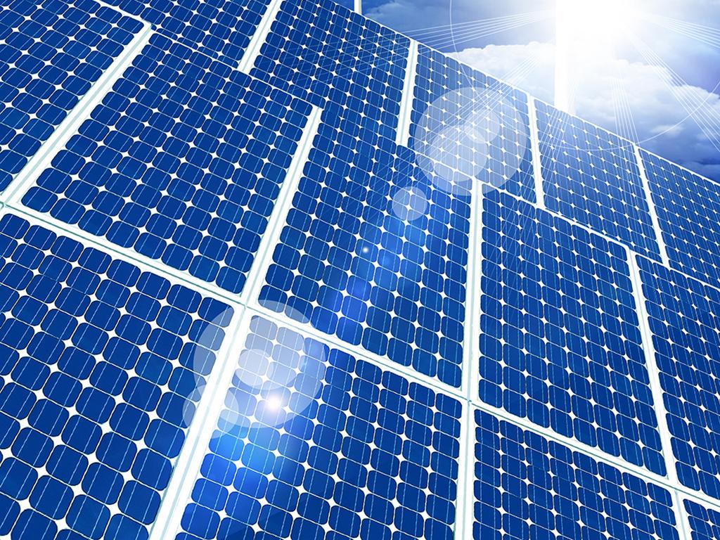 清新光伏太阳能发电科技