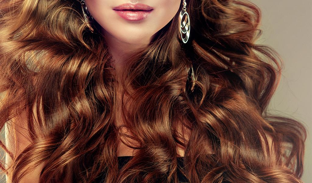 欧美流行发型造型设计理发店美发工装背景墙图片