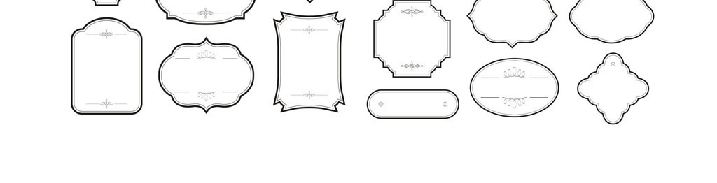 设计元素 其他 其他 > 框架边框花边吉祥边框矢量素材  版权图片 设计
