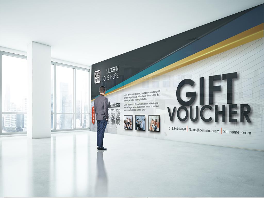 平面|广告设计 展板设计 企业文化墙 > 公司个性企业文化墙