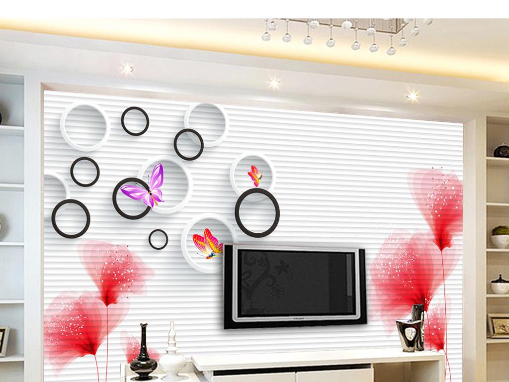 横条条电视背景墙图片玻璃电视背景墙图片客厅电视背景墙3d电视背景墙