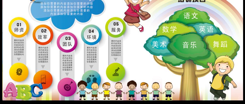 校园文化墙班级幼儿园墙体创意设计制作