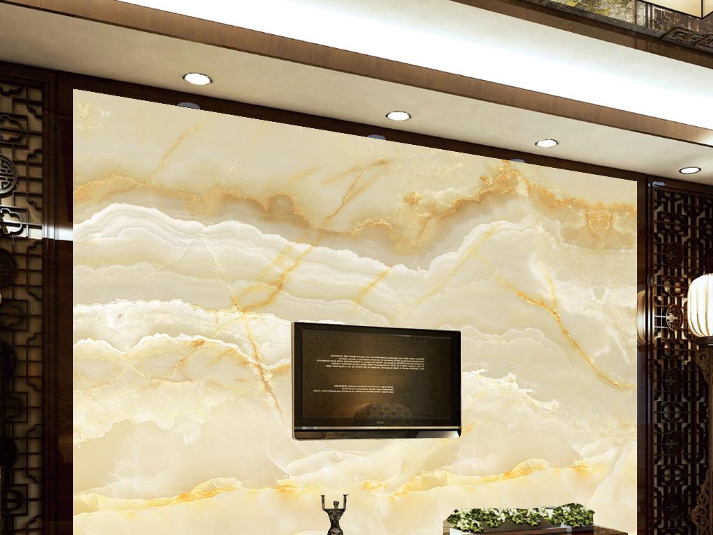 大理石石纹客厅背景墙图片素材 效果图下载 大理石背景墙图大全 电视背景墙编号 15806434