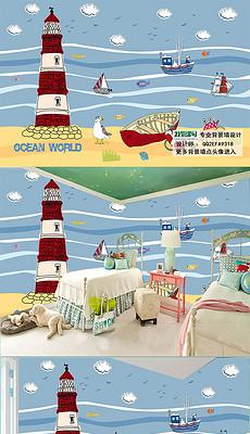 卡通帆船图片素材 卡通帆船图片素材下载 卡通帆船背景素材 卡通帆船图片