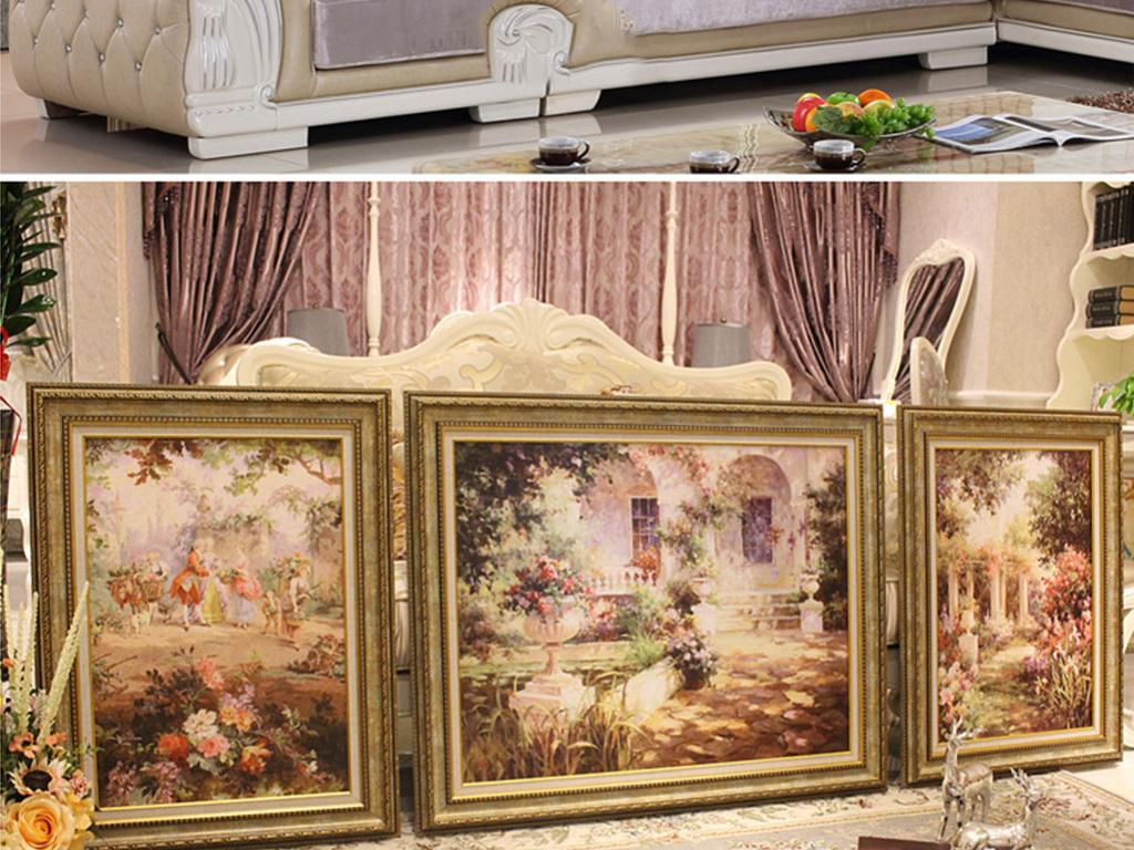 油画欧式油画人物欧式油画风景欧式油画天花玄关欧式油画欧式玄关油画