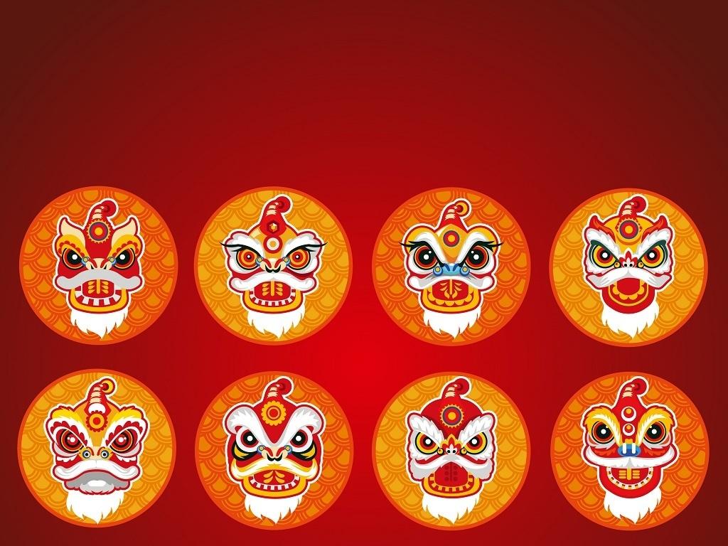 我图网提供精品流行 中国舞狮手绘头像矢量图素材 下载,作品模板源文件可以编辑替换,设计作品简介: 中国舞狮手绘头像矢量图 矢量图, CMYK格式高清大图, 使用软件为 Illustrator CS6(.ai)