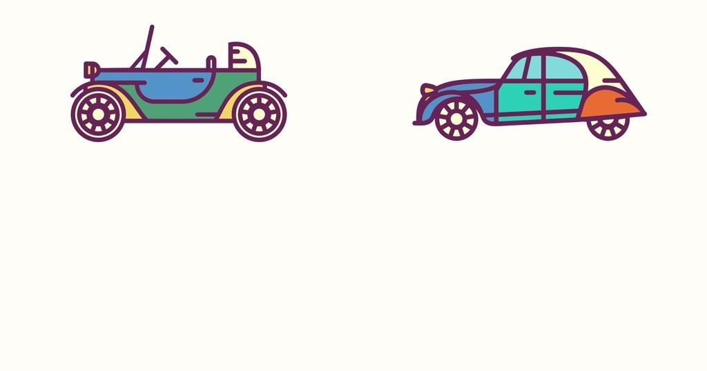 卡通汽车交通元素图片设计素材_高清其他模板下载(0.
