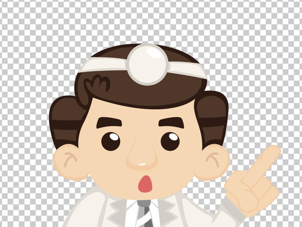 设计元素 人物形象 儿童 > 可爱男医生听说  版权图片 设计师 : mail