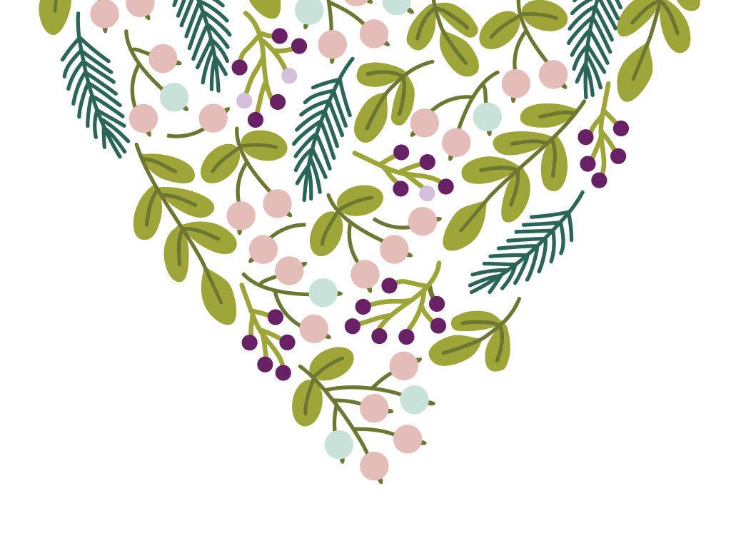 原创设计绿色鲜花花朵底纹背景图素材是用户qq4ba3a4c