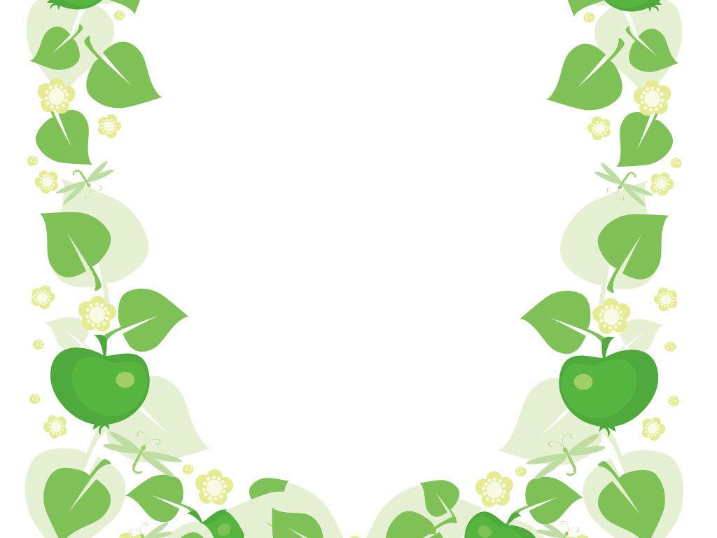 绿色植物婚礼底纹背景图(图片编号:15964215)_欧式_我