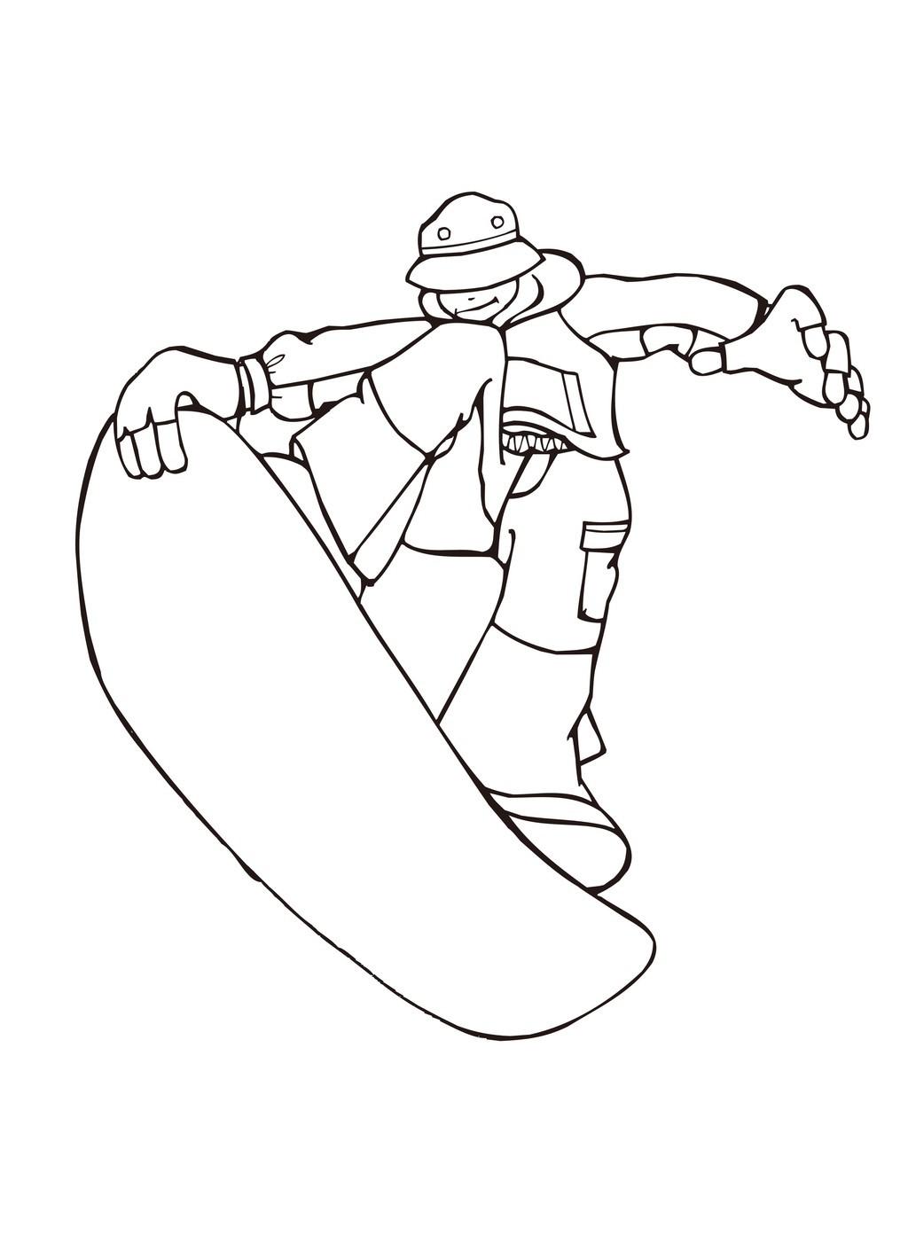 卡通运动人物简笔画滑冰手绘人物图片设计素材 高清其他模板下载 0.29MB 15115528276分享 人物形象大全