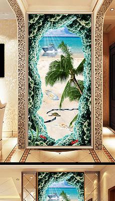 别墅沙滩图片素材 别墅沙滩图片素材下载 别墅沙滩背景素材 别墅沙滩