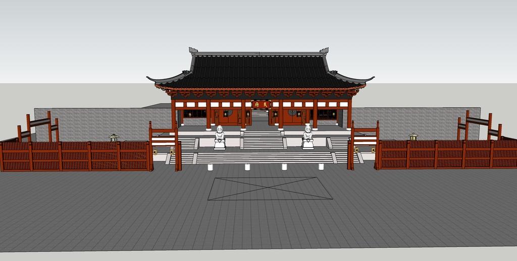 中国古典建筑
