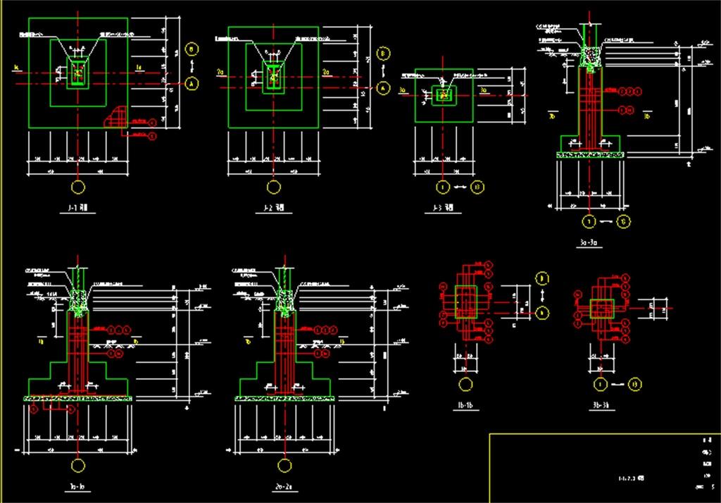 节点钢结构节点仓库厂房结构图钢结构厂房全套房间cad立面图服装店cad