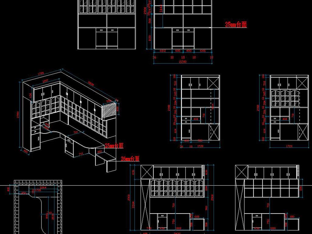 服装店设计cad室内设计图纸cad装修设计素材cad道路设计cad装潢设计