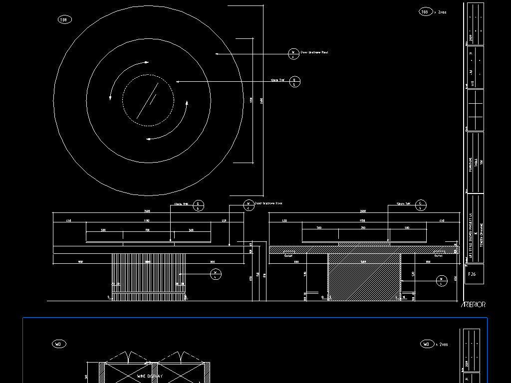 我图网提供独家原创火锅店CAD设计图正版素材下载, 此素材为原创版权作品,作品,作品体积为,是设计师QQC348254D在2017-04-11 09:22:27上传, 素材尺寸/像素为-高清品质图片-分辨率为, 颜色模式为,所属餐厅饮食CAD施工图分类,此原创格式素材图片已被下载0次,被收藏76次,素材中如有人物画像仅供参考禁止商用。 自助火锅CAD设计方案 自助火锅平面布置图 火锅店整套施工图 中式火锅店 时尚火锅店 餐厅 中餐厅 酒店餐厅 饭店 餐饮业 火锅店CAD装修方案 火锅店室内装修图 火锅店