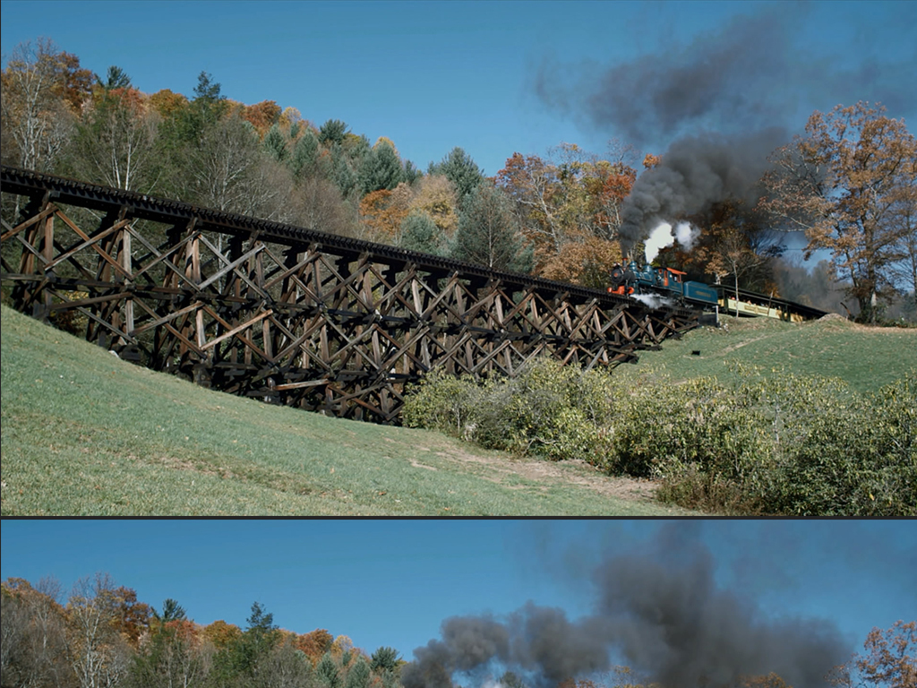 视频素材 实拍视频素材 实拍视频素材 > 高铁动车火车铁路交通视频