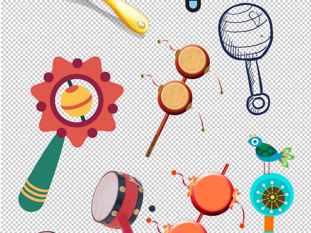 手绘古典设计元素ps海报素材广告设计我图网图库素材卡通素材儿童玩具