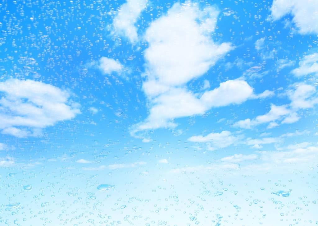 蓝天白云天空云彩蓝天背景素材ps背景