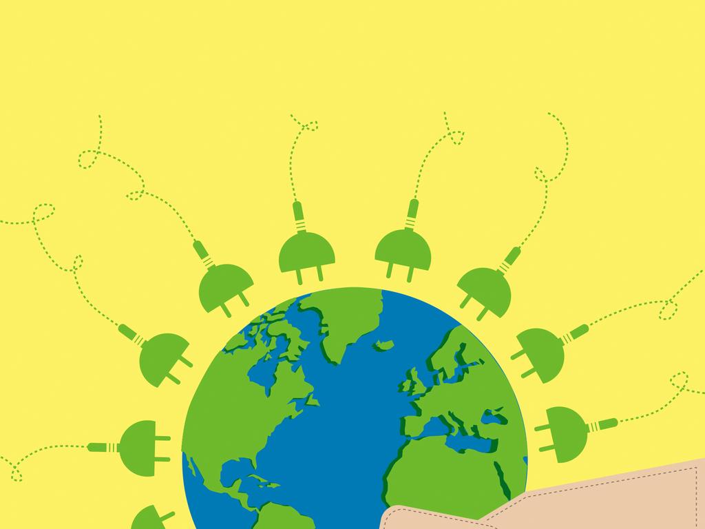 河北一古稀老人画数百幅漫画倡导低碳生活