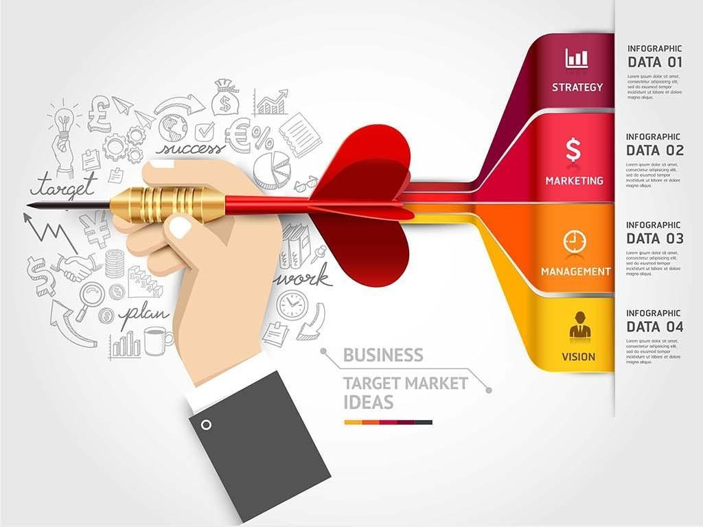 图标流程图条形图步骤商务图表矢量图表设计元素业务图表图表立体信息