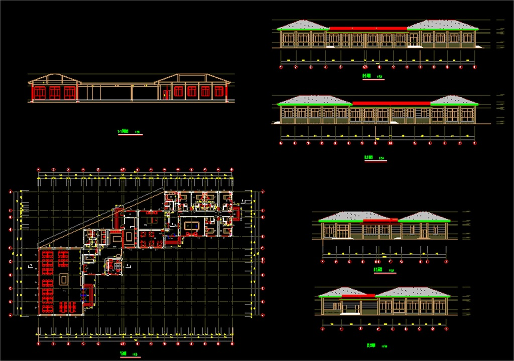 我图网提供精品流行 厂区办公楼食堂CAD平面设计图素材 下载,作品模板源文件可以编辑替换,设计作品简介: 厂区办公楼食堂CAD平面设计图, , 使用软件为 AutoCAD 2006(.dwg) 厂区平面图 厂区规划图 工厂规划图 工厂CAD平面图 工厂CAD规划图 工厂设计图 工厂立面图 厂区CAD立面图 厂区南立面图 办公楼立面图 工厂CAD规划平面 设计图 厂区