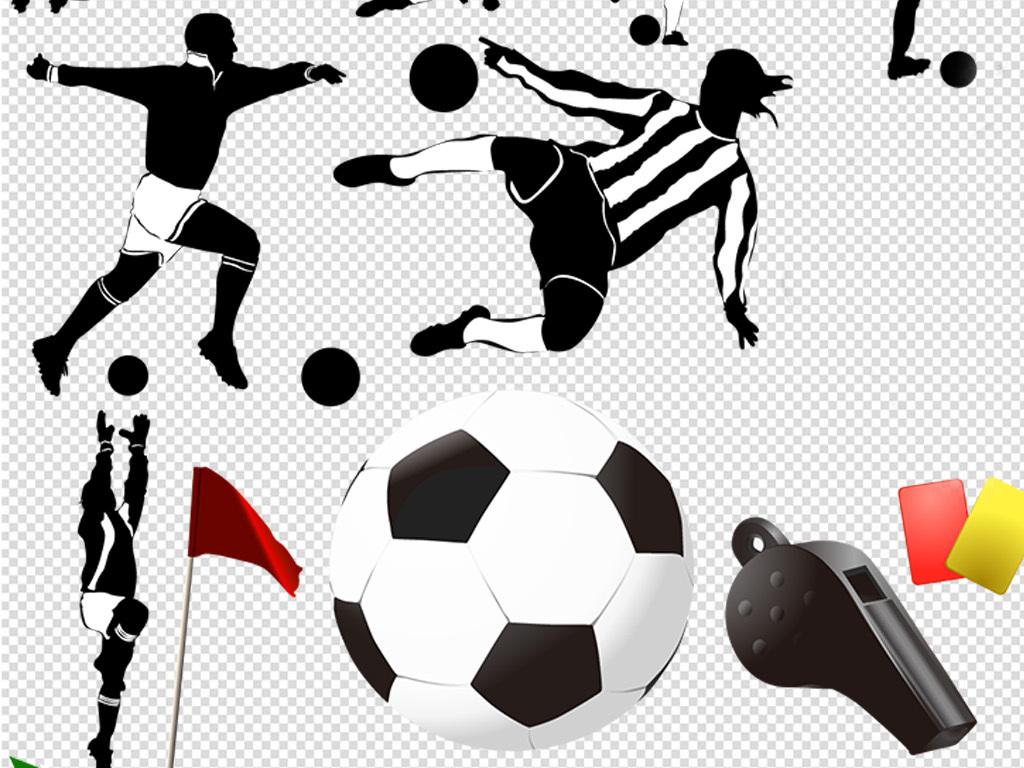 足球运动姿势主题设计