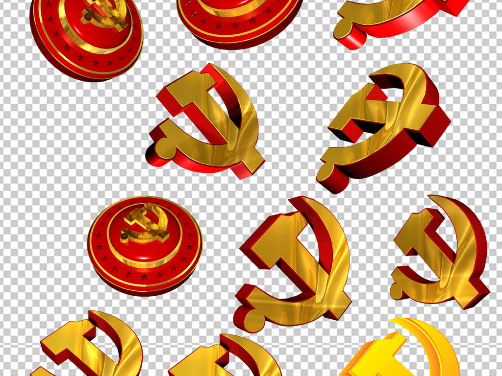 设计元素 背景素材 其他 > 党徽包装设计png元素  版权图片 分享