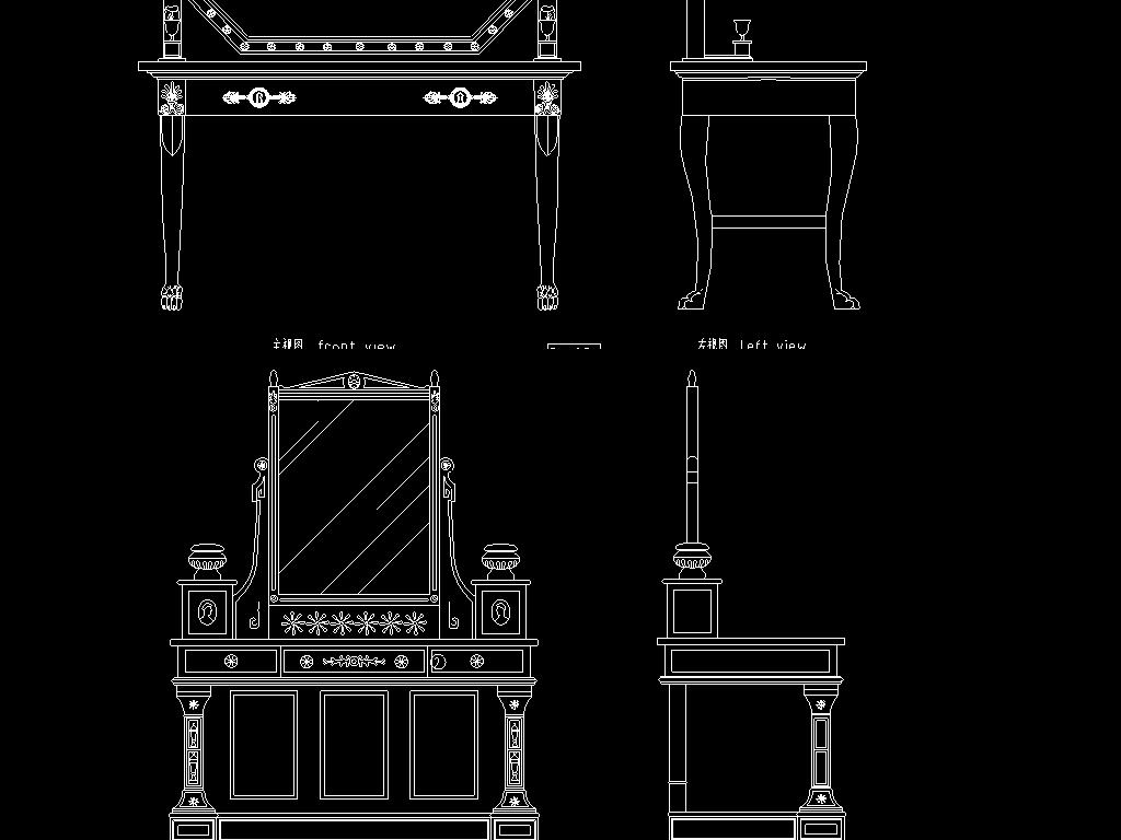 我图网提供精品流行欧式家具CAD图库素材下载,作品模板源文件可以编辑替换,设计作品简介: 欧式家具CAD图库,,使用软件为 AutoCAD 2006(.dwg) 欧式家具CAD立面图 现代风格欧式家具图库 欧式家具CAD方案布置图 时尚家具设计图 欧式家具CAD平面设计图 欧式家具CAD素材大全 室内设计文件图纸 图库 欧式家具 欧式图库 家具欧式
