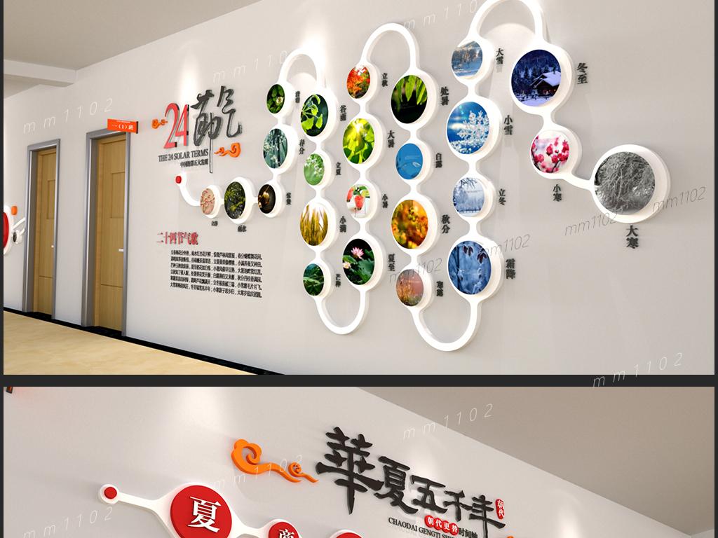 平面|广告设计 展板设计 校园文化墙 > 学校教室走廊文化墙矢量cdr