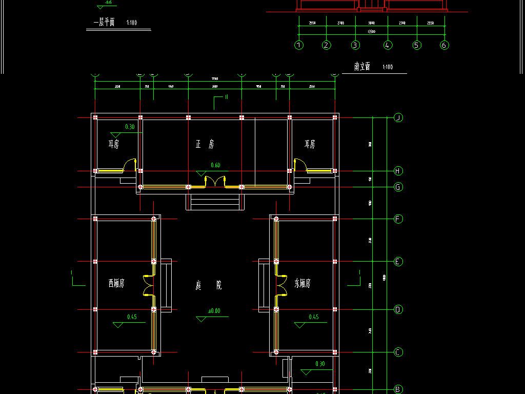 我图网提供独家原创2套四合院CAD平面图正版素材下载, 此素材为原创版权图片,图片,作品体积为,是设计师QQ9618655D在2017-04-18 14:44:28上传, 素材尺寸/像素为-高清品质图片-分辨率为, 颜色模式为,所属CAD图纸分类,此原创格式素材图片已被下载9次,被收藏85次,作品模板源文件下载后可在本地用软件 AutoCAD 2005(.
