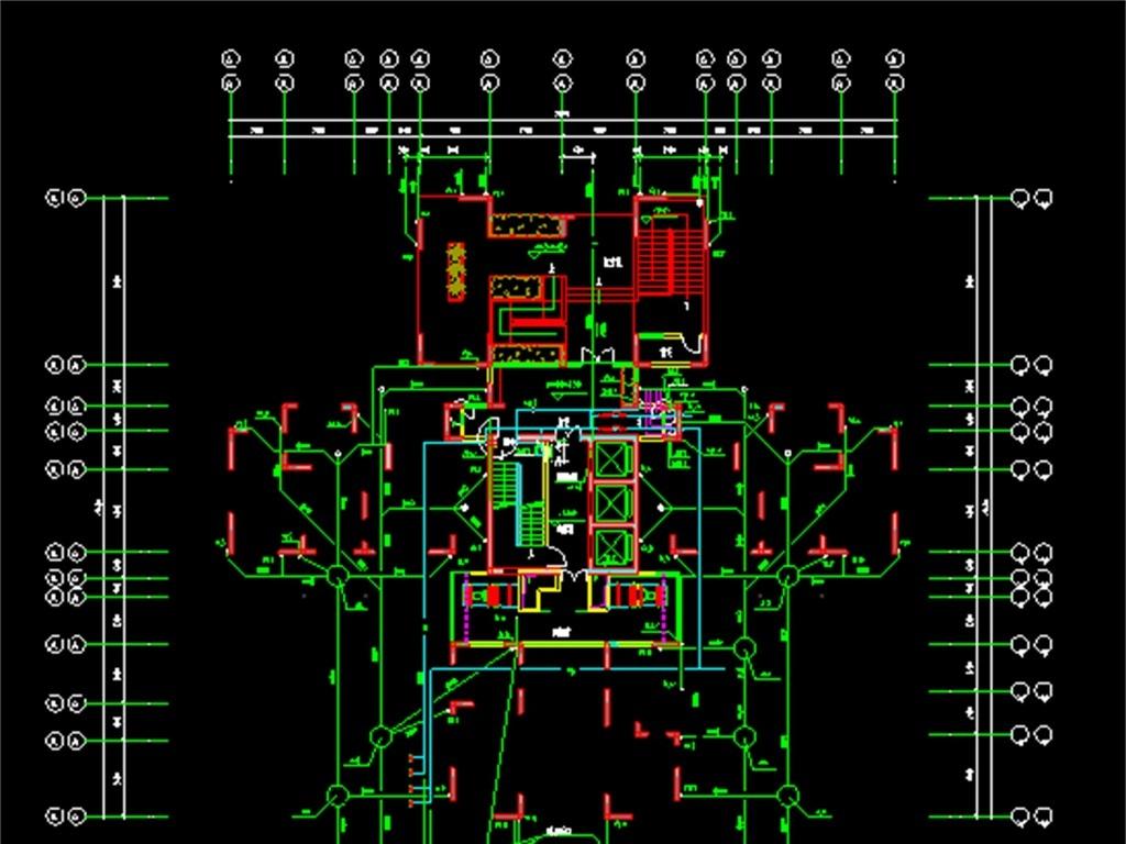 我图网提供独家原创住宅楼给排水CAD设计图正版素材下载, 此素材为原创版权图片,图片,作品体积为,是设计师QQF5B77599在2017-04-02 13:00:53上传, 素材尺寸/像素为-高清品质图片-分辨率为, 颜色模式为,所属CAD图纸分类,此原创格式素材图片已被下载0次,被收藏76次,作品模板源文件下载后可在本地用软件 AutoCAD 2006(.