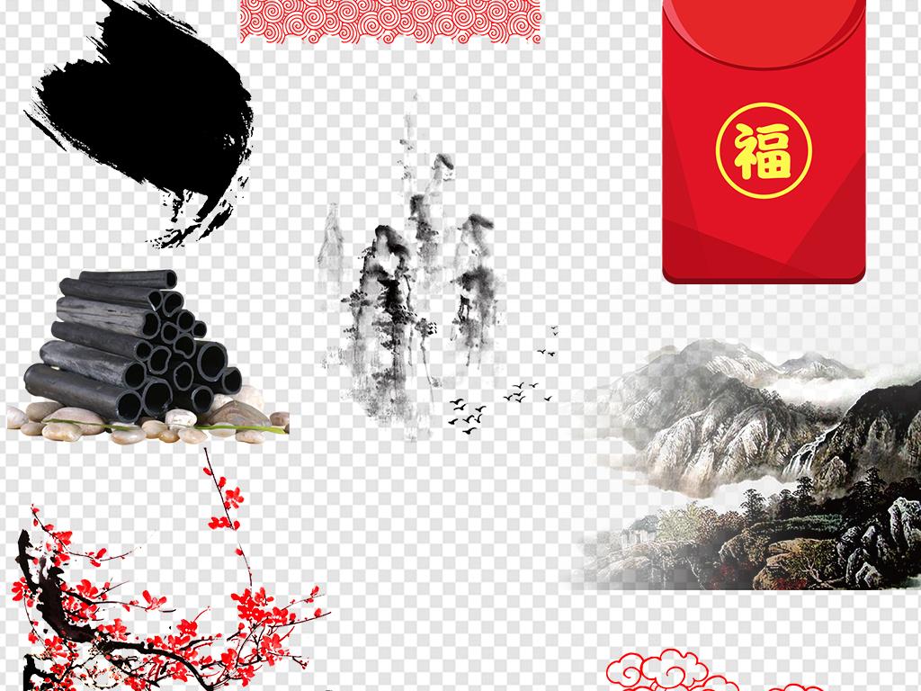 中式边框中国风元素(图片编号:16327369)-墙绘中式边框 素材