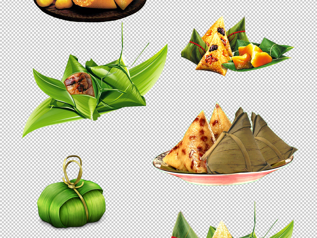 端午节粽子png素材