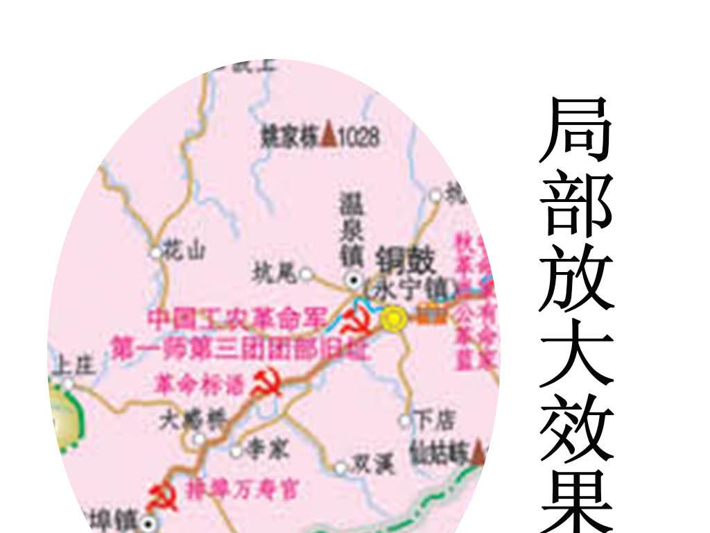 萍乡旅游地图_萍乡自驾游攻略