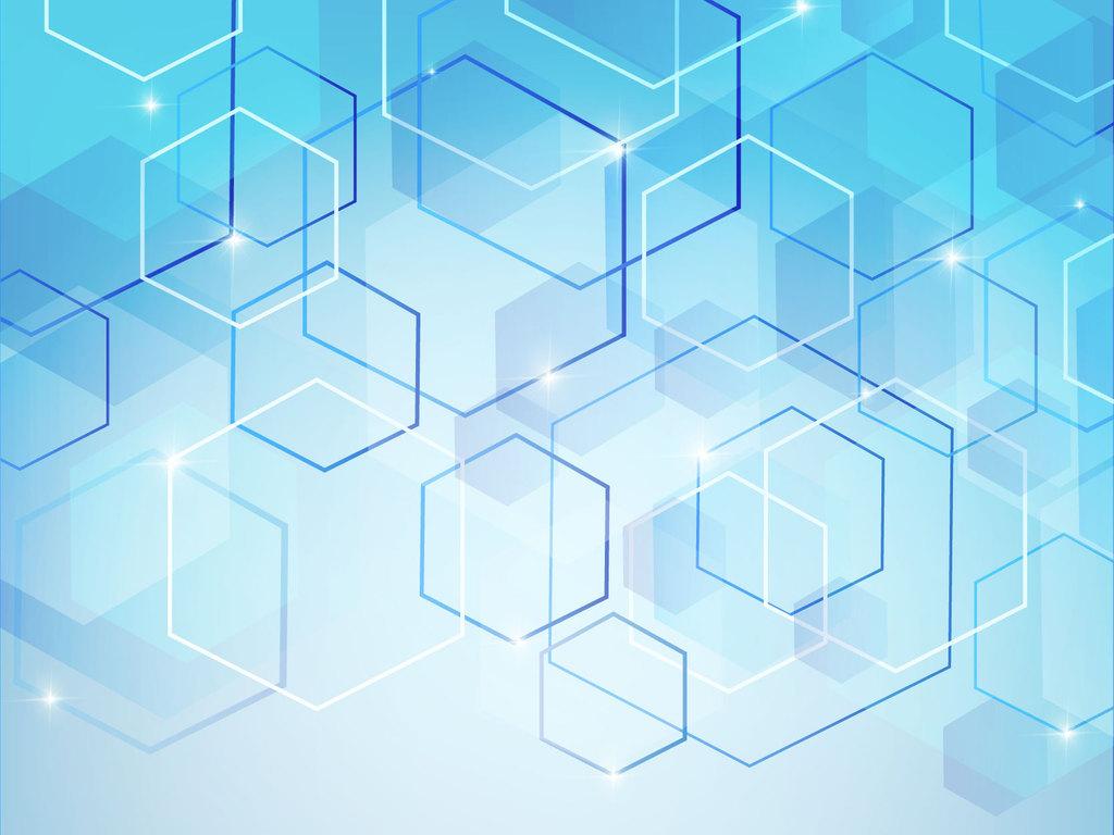 設計元素 背景素材 抽象幾何 > 藍色幾何創意背景圖  版權圖片 設計師