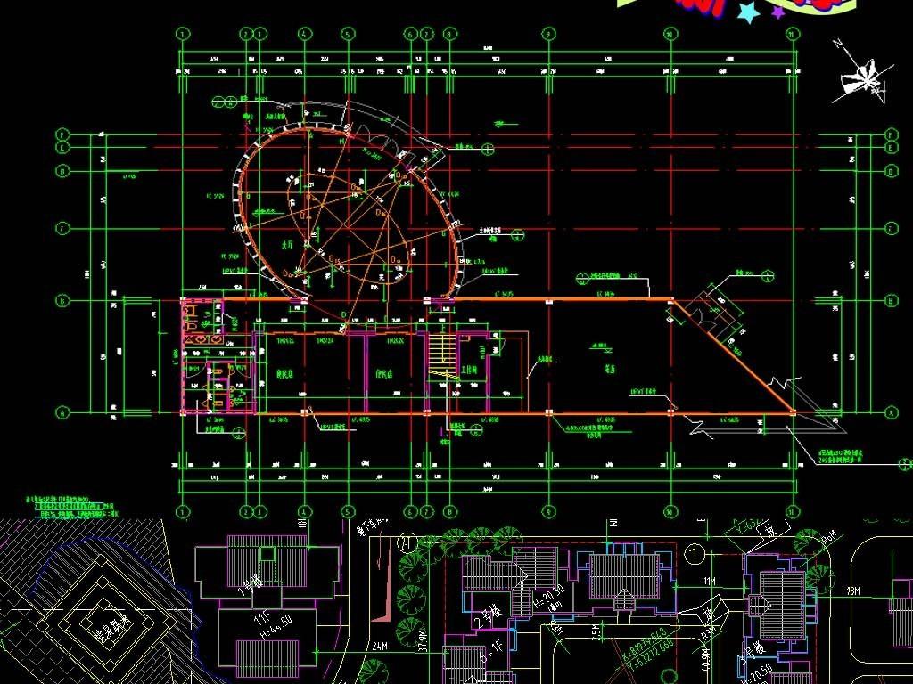 我图网提供独家原创酒店及会所CAD建筑设计图正版素材下载, 此素材为原创版权图片,图片,作品体积为,是设计师QQ96D7816C在2017-04-14 19:33:18上传, 素材尺寸/像素为-高清品质图片-分辨率为, 颜色模式为,所属CAD图纸分类,此原创格式素材图片已被下载0次,被收藏76次,作品模板源文件下载后可在本地用软件 AutoCAD 2006(.