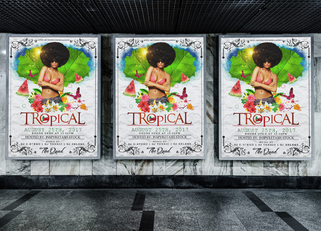 夏季旅游旅游海报创意海报宣传海报x展架pop饶舌hiphop艺术节