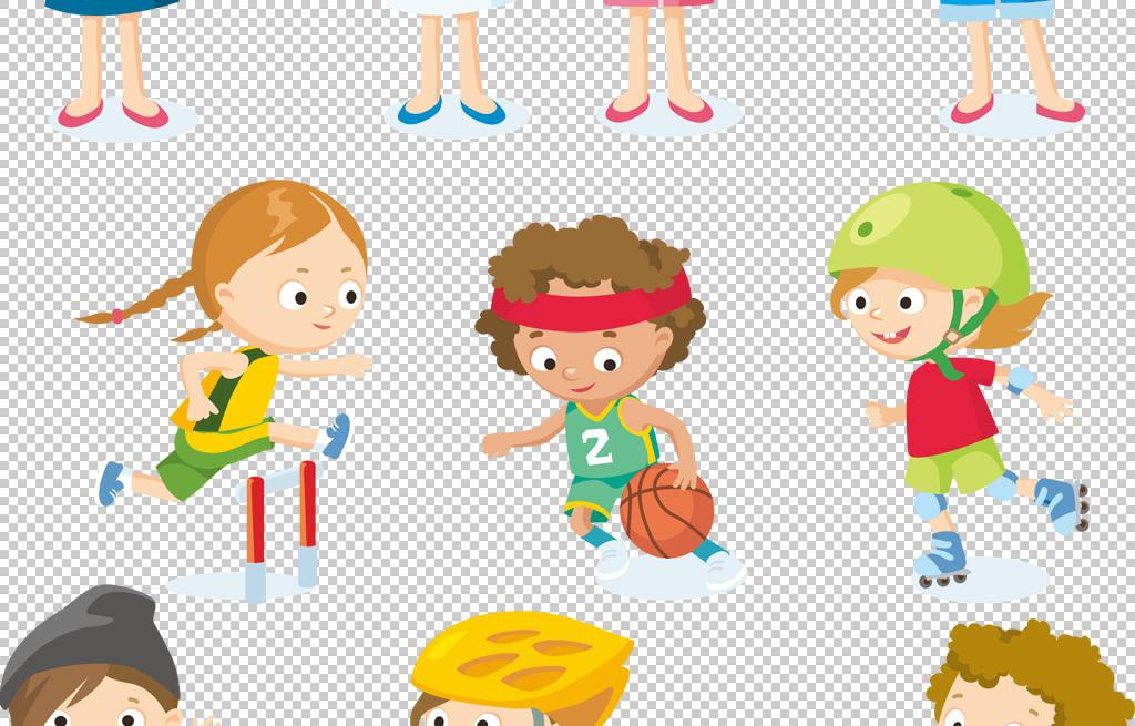 人物形象 动漫人物 > 可爱卡通儿童小孩矢量素材