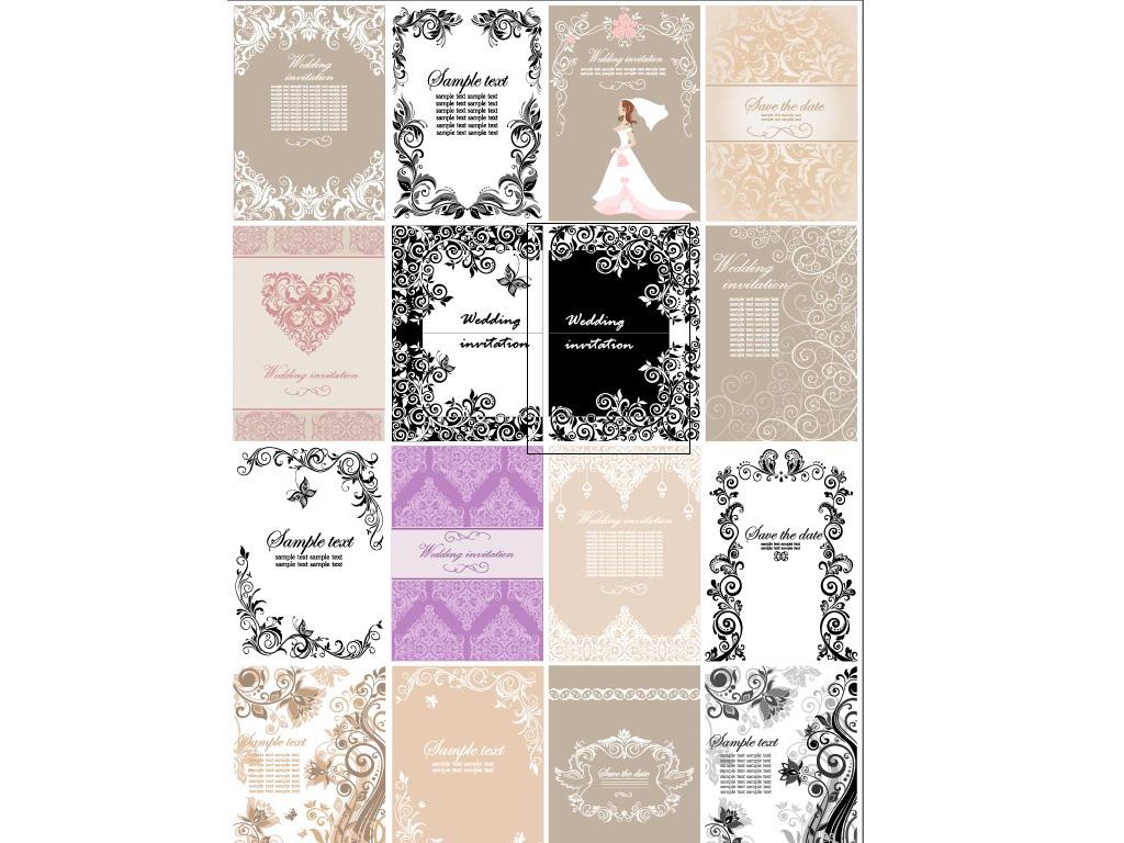 我图网提供精品流行婚庆画册结婚照相册封皮封面封底素材下载,作品模板源文件可以编辑替换,设计作品简介: 婚庆画册结婚照相册封皮封面封底 矢量图, RGB格式高清大图,使用软件为 Illustrator CS5(.eps) 画册 婚庆