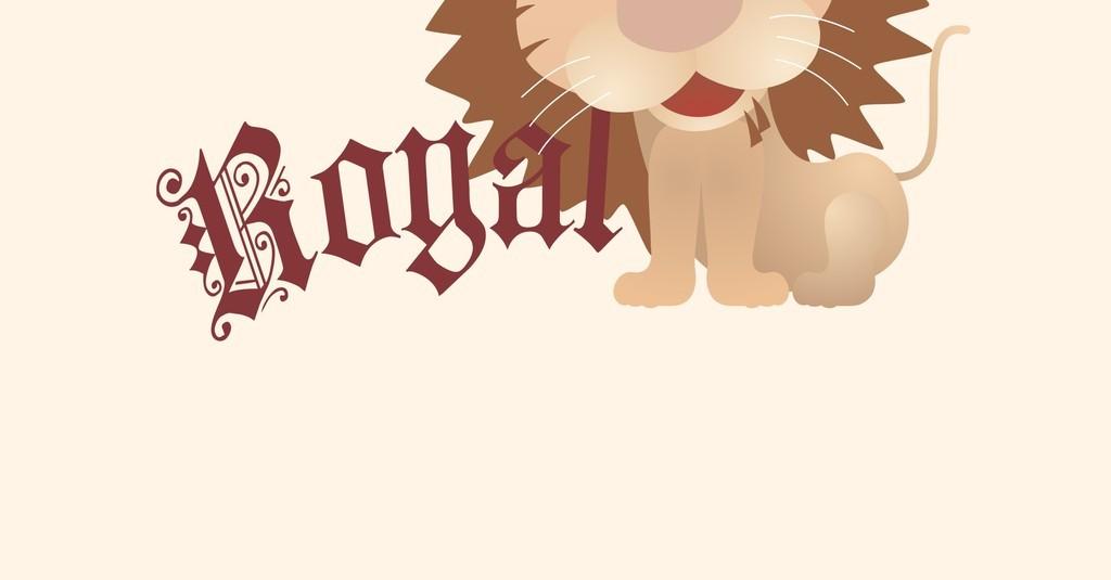 图文组合卡通动物抱枕图案设计