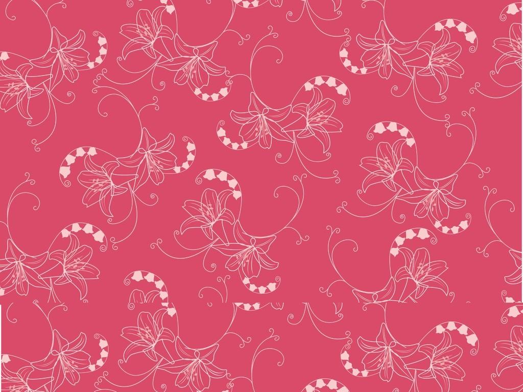 植物花卉抱枕图案设计欧式花纹图片